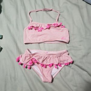 Betsey Johnson girls bikini